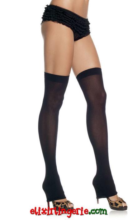 Чорапи од перлон без стопало
