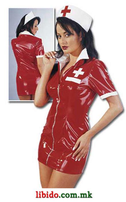 Фустан медицинска сестра
