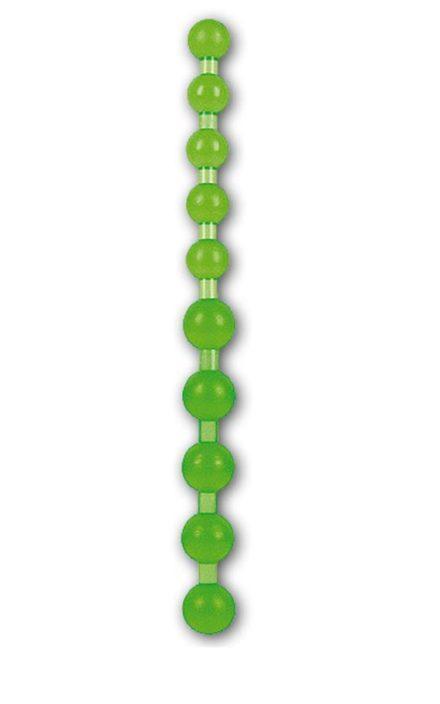 Зелена анална бројаница