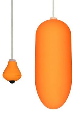Оранж вибро јајце funky egg on a wire