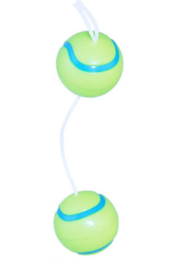 Вагинални топчиња во форма на тениски топчиња