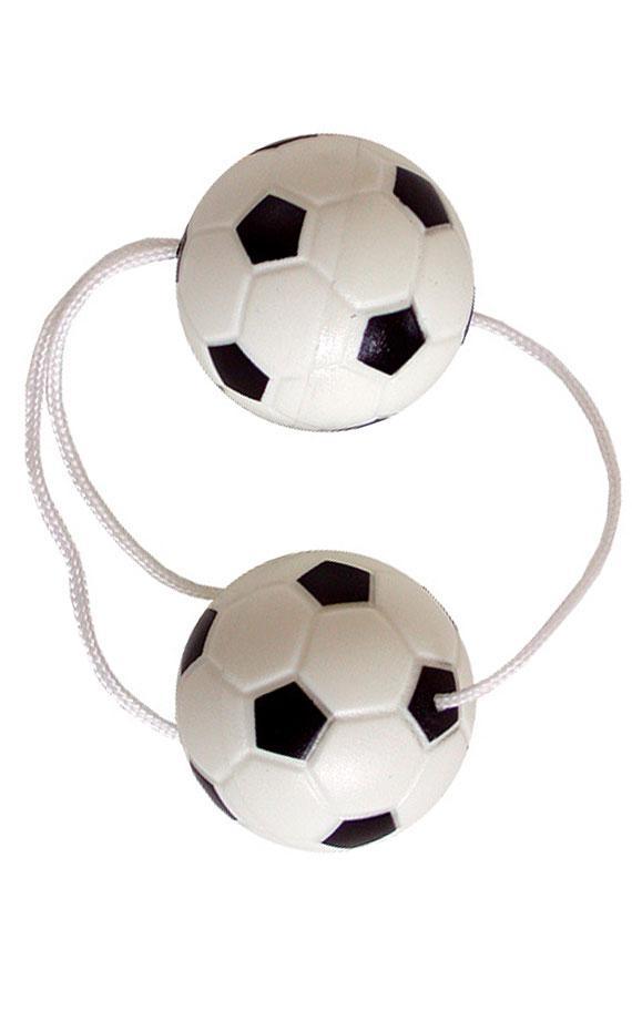 Вагинални топчиња со дизајн на фудбалски топки