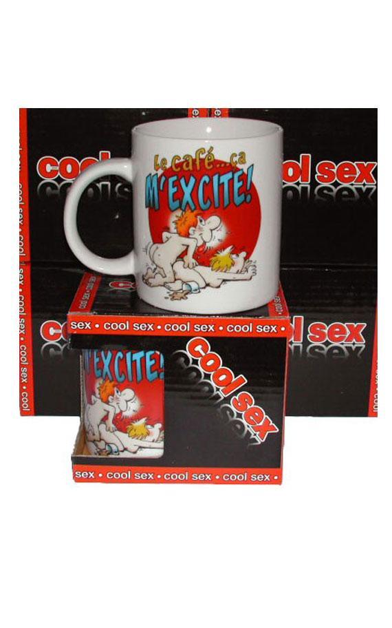 Секси шолја за кафе