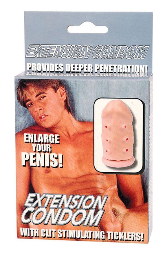 Навлака за пенис од латекс