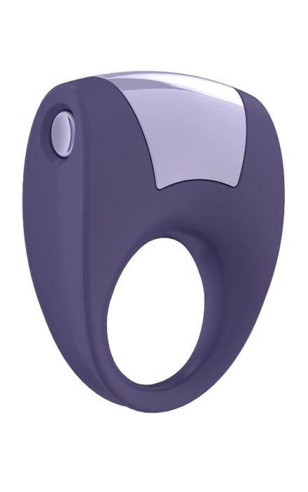 Виолетов прстен со вибрации OVO