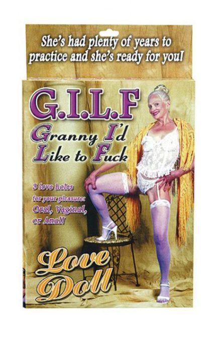 Kукла баба G.I.L.F.