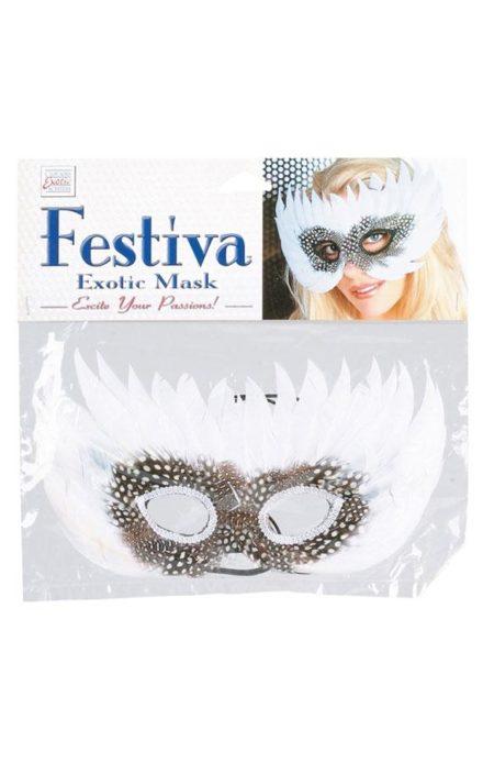 Егзотична маска за лице