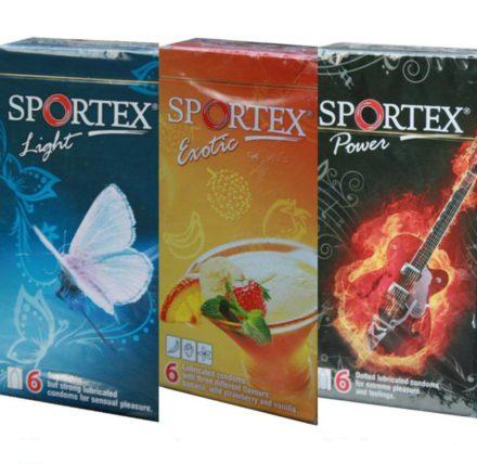 Sportex презервативи (на парче)